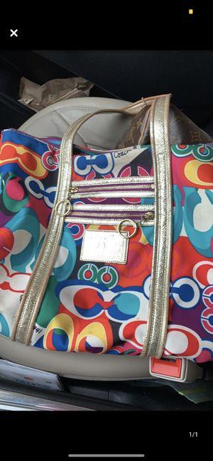 Coach poppy bag for Sale in Houston, TX