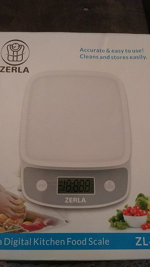 New digital kitchen food scale for Sale in Indianapolis, IN