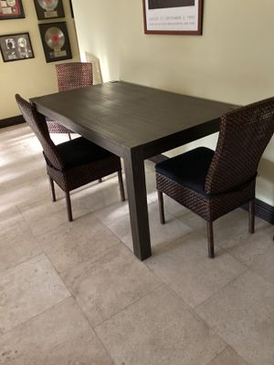 West Elm Dining Table for Sale in Bal Harbour, FL