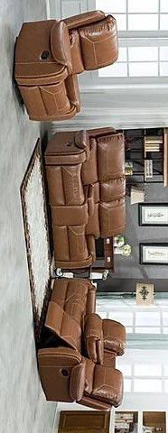 Amadora 3pc reclining living room set for Sale in Houston, TX