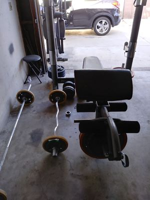 Nordic Trak Bench for Sale in Santa Ana, CA