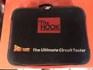 The Hook by PowerProbe Circuit Tester with Gold Series Lead Set for Sale in Knoxville, TN
