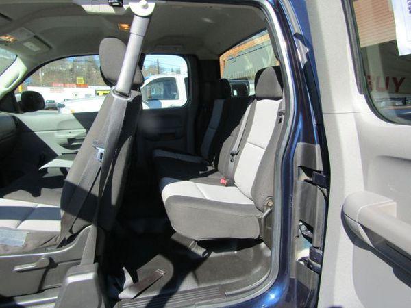 2009 Chevrolet Silverado 1500 Extended Cab