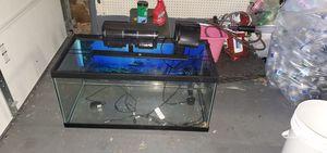 40 gallon aquarium for Sale in Watertown, CT