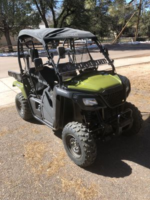 Honda Pioneer 500 for Sale in Payson, AZ