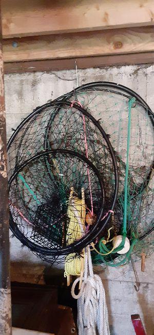 Crab nets for Sale in Bainbridge Island, WA