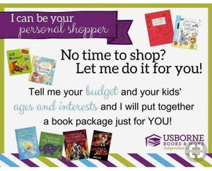 Usborne Books & More Independent Consultant for Sale in Evansville, IN