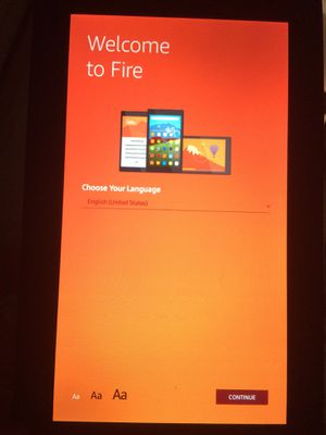 Amazon Fire Tablet for Sale in Chicago, IL