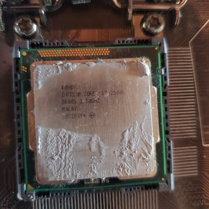 I5 2500k + motherboard for Sale in Stow, OH