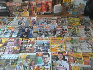 cycle magazines for the bike riding lover for Sale in Everett, MA