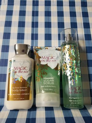 BATH AND BODY WORKS- MAGIC IN THE AIR for Sale in Stanton, CA
