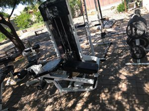 Fitness, weight lifting $$500$&& for Sale in Mesa, AZ