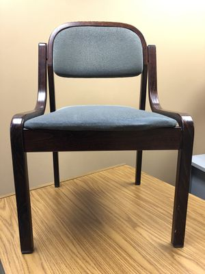 Chair - Grey for Sale in Chicago, IL