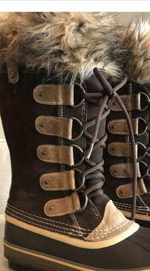 """""""SOREL"""" Boots Joan Of Arc - Size 9 for Sale in Idaho Falls, ID"""