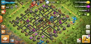 Clash of Clans th12 for Sale in Los Angeles, CA