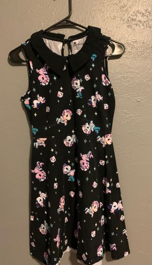 Tokidoki dress: small for Sale in Green Bay, WI