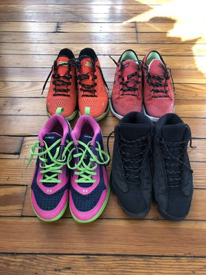 Basketball Sneakers for Sale in Richmond, VA