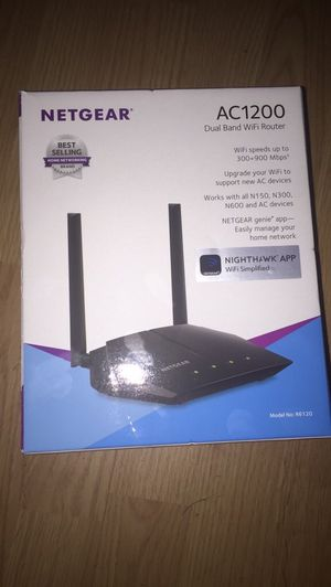Wifi router for Sale in Farmville, VA