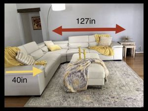 Sectional couch sofa for Sale in Pembroke Pines, FL