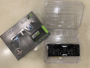 EVGA GeForce GTX 1060 FTW+ GAMING, 06G-P4-6368-KR, 6GB GDDR5, ACX 3.0 & LED for Sale in Pembroke Pines, FL