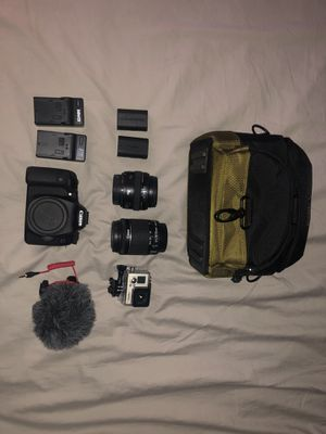 Canon 70d for Sale in Henderson, NV