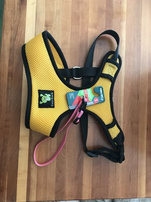 Small pet harness & dog collar for Sale in Manassas, VA