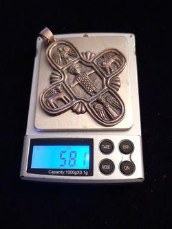 Sterling Silver Cross Charm for Sale in Mount Rainier,  MD