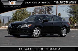 2016 Nissan Altima for Sale in Colton, CA