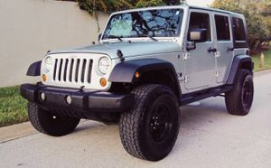 GOOD CONDITION * NEEDS NOTHING # TL JEEP WRANGLER 07 for Sale in Grand Rapids, MI