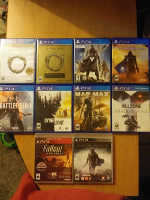PlayStation games for Sale in Cardington, OH