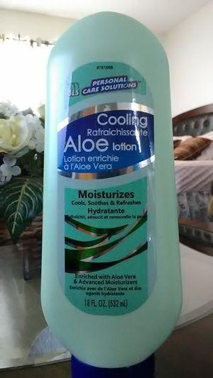 Cooling Rafraichissante Aloe Lotion for Sale in Frostproof, FL