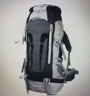 Yitrust Huge Internal frame Backpack Bag for Hiking Camping Travl Sports 70L + 10L with Rain Cover. for Sale in Katy, TX