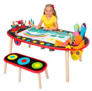 ALEX Toys Artist Studio Super Art Table with Paper Roll| SKU# 46016 for Sale in Santa Ana, CA