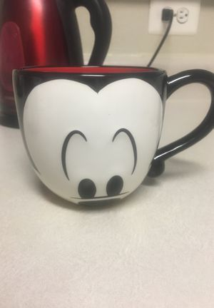 Mickey Mouse large coffee mug for Sale in McLean, VA