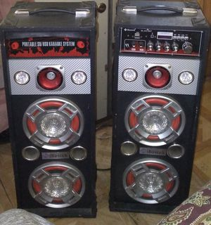 Bluetooth speakers and karaoke for Sale in Tampa, FL