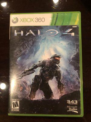 Halo 4 Xbox 360 game for Sale in Dallas, TX