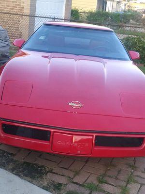 84' Chevy Corvette for Sale in River Forest, IL
