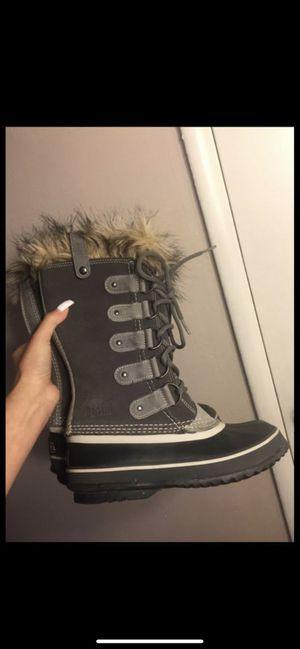 Sorel Waterproof Women's Snow Boots for Sale in San Bernardino, CA