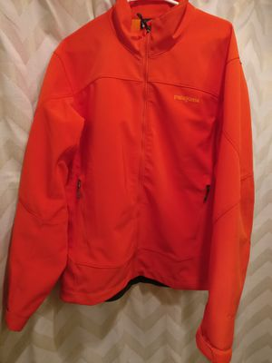 Men's Patagonia Zip Up Size Large New Without Tag's for Sale in Lewis McChord, WA