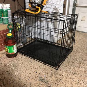 Small Dog Crate for Sale in Sacramento, CA