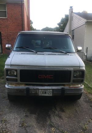 GMC Vandura 1992 for Sale in Fort Washington, MD