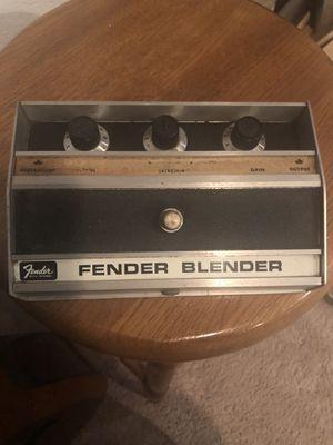 1974 Fender Blender Fuzz effect for Sale in Anaheim, CA