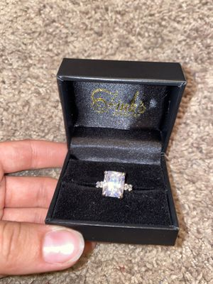 Cubic zirconia ring for Sale in Hopewell, VA