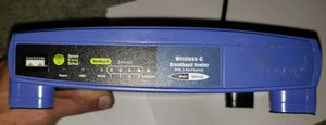 WRT-54G wireless broadband router for Sale in Lansdowne, MD