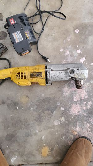 DeWalt DW124 1/2 13mm right-angle drill for Sale in San Diego, CA