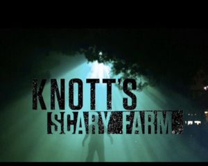 Knotts scary farm ticket for Sale in Norwalk, CA