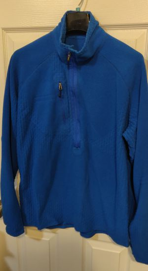 Men's Size large Patagonia fleece pullover for Sale in Westminster, CO