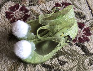 Disney tinkerbell shoes for Sale in Winter Park, FL