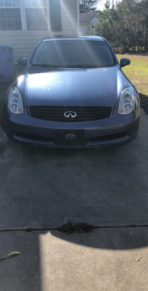 06/07 G35 Coupe protector headlights for Sale in Raleigh, NC
