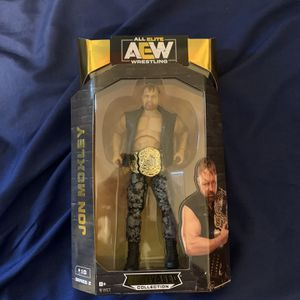 AEW JON MOXLEY ACTION FIGURE for Sale in Round Lake, IL